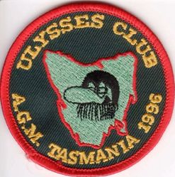 The 1996 AGM Hobart Patch