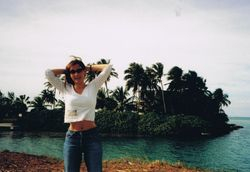 Nika, Key West, Florida, 2002