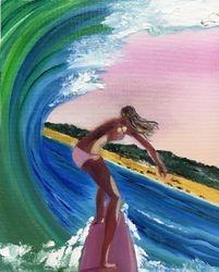 Surf Girl 3