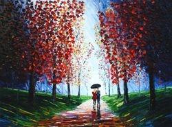 Bright Walk