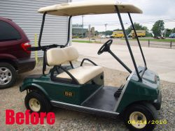 2004 Club Car Before