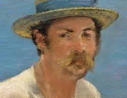 Manet, Boating, detail, Met