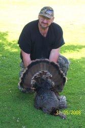 Pete D w/2008 Spring Turkey