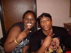VP Lady J& Lecrae