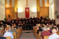 Cantorion Choir 2015