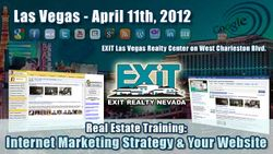 Las Vegas Web Training Graphic