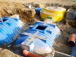 RAIN - sistem za tretman oborinskih voda za 100.000 m2 (10 ha)