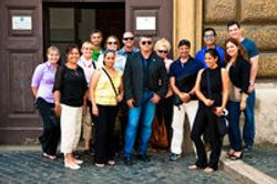International Forensic Program, Rome Italy, 2010