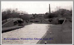 Dudley Canal. Netherton.