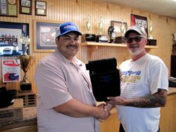 Frontier Supply Handicap Champion