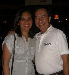 Sis. Liz & Bro. Morris Agoncillo
