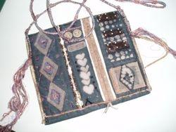 African Theme Bag