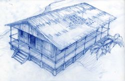 alternate prison hut 1