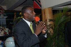 Minister Freddie Ferguson
