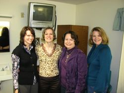 Sisters - Marcy, Mindy, Marjie, Michelle