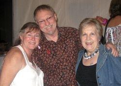 Marsha Judd and friends