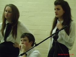 Alice, Jack & Gillian