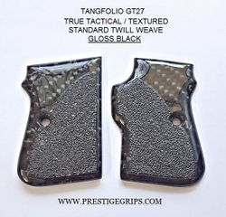 TANGFOLIO GT27 .25ACP TRUE TACTICAL BLACK