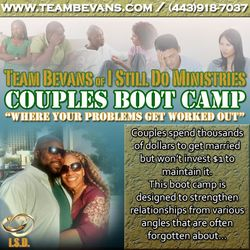Team Bevans - Couples Boot Camp