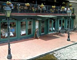 Huey's on Savannah's Historic River Street