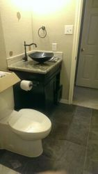 Small bathroom remodels...