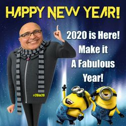 Have a Fabulous 2020 Year? - #20in20 #KeyIdeas