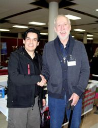 With EVP Specialist Rob Garcia
