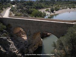 Le Pont du Diable à 4km