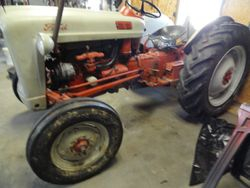 3.54 Ford tractor