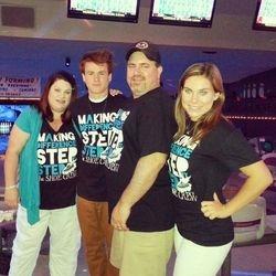 The Tinucci Family Has Shoe Crew Pride!