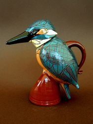 "Kingfisher 8"" tall"