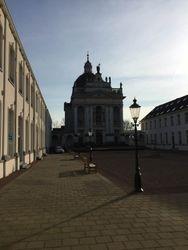 Chapel St. Louis Oudenbosch where Dutch Premier took place