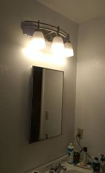 Vanity light