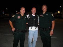 COPS in West Palm Beach, Fl