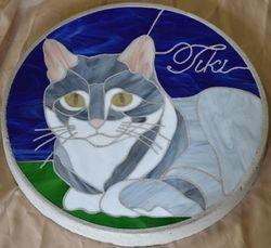 Memorial of Tiki for Tamara