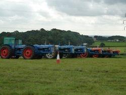 Dancing Doe tractors