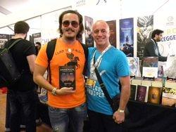 Nuovo lettore del Lucca Comics 2016