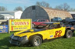 One more look at the 06 racecar prior to being raced
