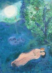 Daphnis und Cloe