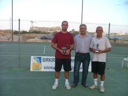 Autumns Singles Knock Out Tournament 2007