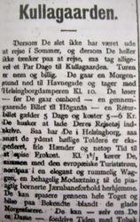 Hotell Kullagarden 1891
