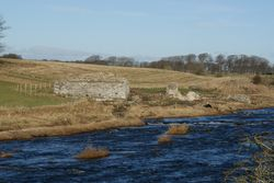 The Site today after fencing and consolidation