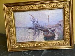The Painting Paul Henri Simons