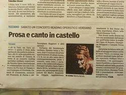 Concerto Verdiano, Tizzano Opera Festival