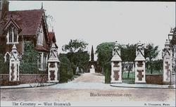 West Bromwich. c 1907.