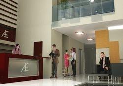 Office Lobby - Bogota