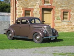 1937 Coupe