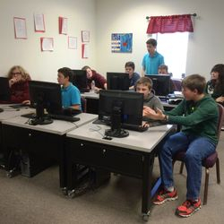 Computer - Minecraft Teaming Elective