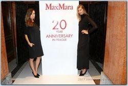 MAX MARA 20 Year Anniversary Prague