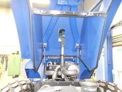 Ammann ASC 110 Abgasanlage